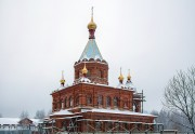Новоселье. Воскресенская пустынь. Церковь Бориса и Глеба