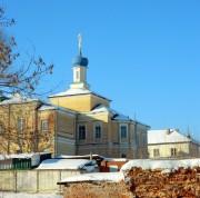 Льва Толстого, село. Тихонова пустынь. Церковь иконы Божией Матери