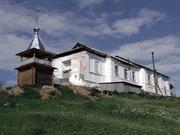 Церковь Воскресения Христова - Сямжа - Сямженский район - Вологодская область