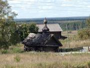 Часовня Кирика и Иулитты - Курьяновская - Харовский район - Вологодская область