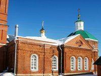 Церковь Покрова Пресвятой Богородицы - Рязань - г. Рязань - Рязанская область