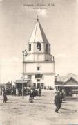 Церковь Спаса Нерукотворного Образа в Спасской башне Кремля - Сызрань - г. Сызрань - Самарская область
