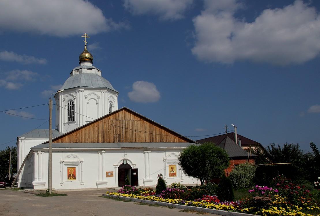 Церковь Илии Пророка в Закрымзе, Сызрань