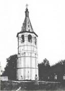 Свенский Успенский монастырь. Колокольня - Супонево - Брянский район и г. Сельцо - Брянская область