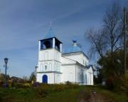 Церковь Николая Чудотворца - Петрово-Городище - Гаврилово-Посадский район - Ивановская область