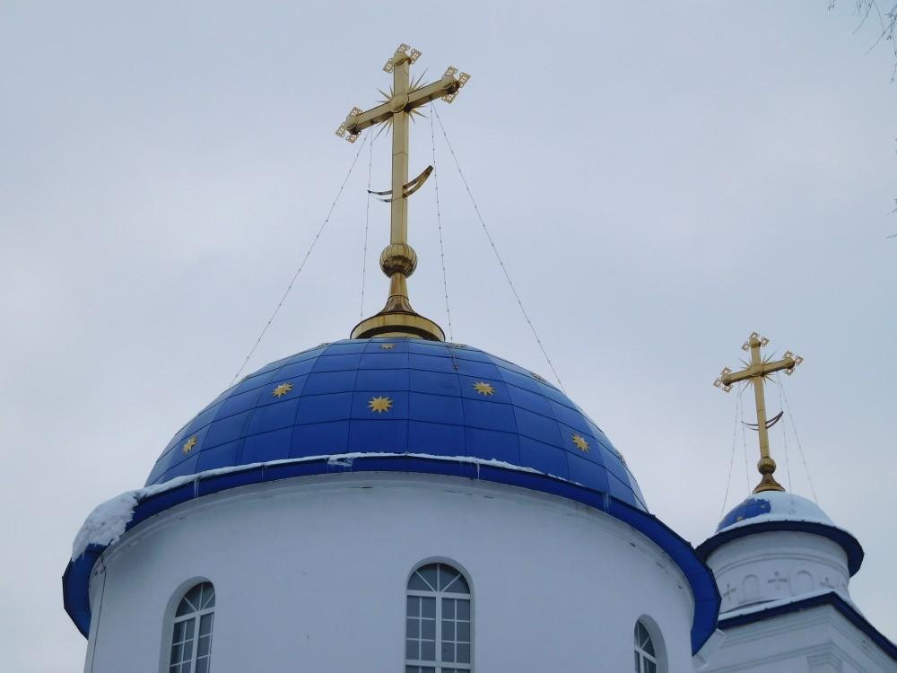 Церковь Иоанна Кронштадтского, Брянск