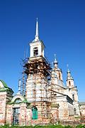 Церковь Троицы Живоначальной - Верхне-Никульское - Некоузский район - Ярославская область