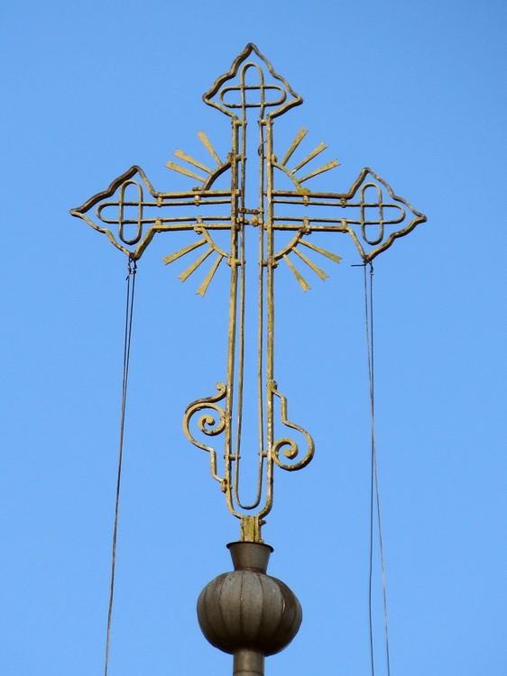 Церковь Троицы Живоначальной, Верхне-Никульское