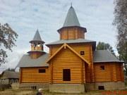 Церковь Исаакия Торопецкого - Старая Торопа - Западнодвинский район - Тверская область