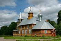 Церковь Иова и Тихона, Патриархов Московских - Андреаполь - Андреапольский район - Тверская область