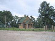 Церковь Николая Чудотворца - Красное - Пустошкинский район - Псковская область