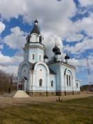 Церковь Николая Чудотворца - Озерки - Выборгский район - Ленинградская область