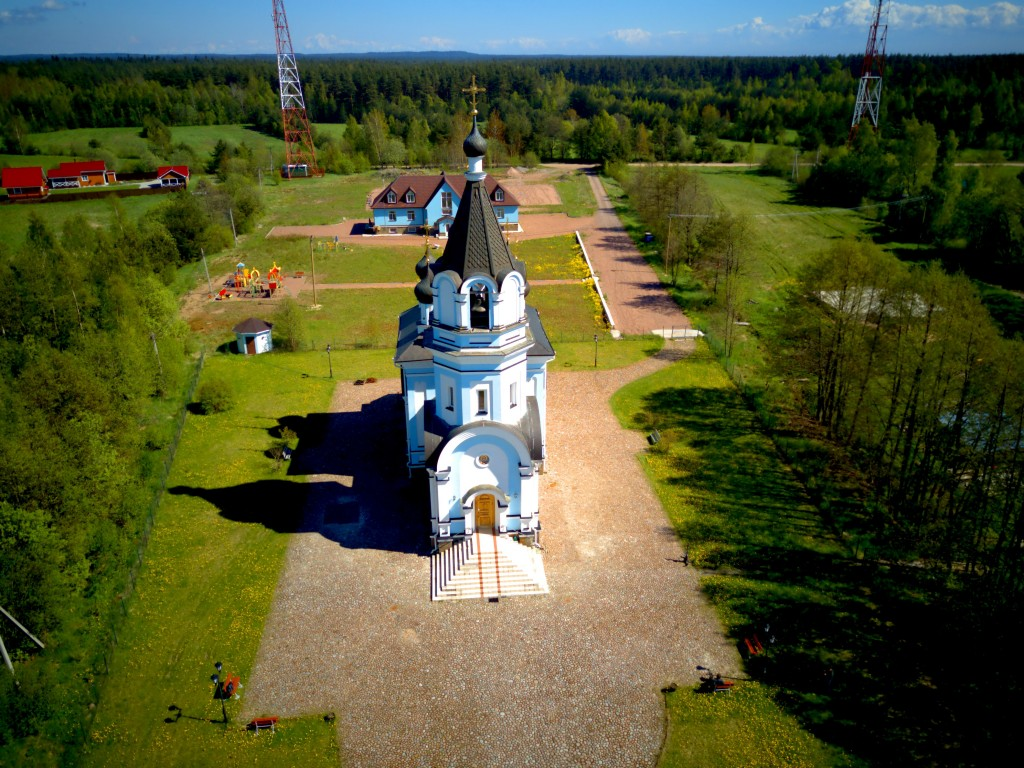 Церковь Николая Чудотворца, Озерки