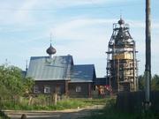 Церковь Владимирской иконы Божией Матери - Талицы - Южский район - Ивановская область