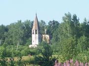Церковь Вознесения Господня - Лукино - Южский район - Ивановская область