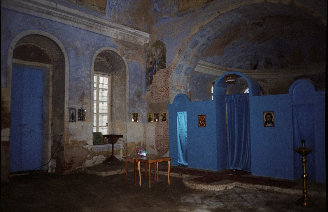 Церковь Рождества Пресвятой Богородицы, Зиновьево
