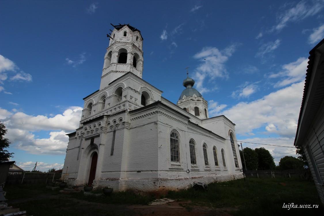 Церковь Петра и Павла, Майдаково