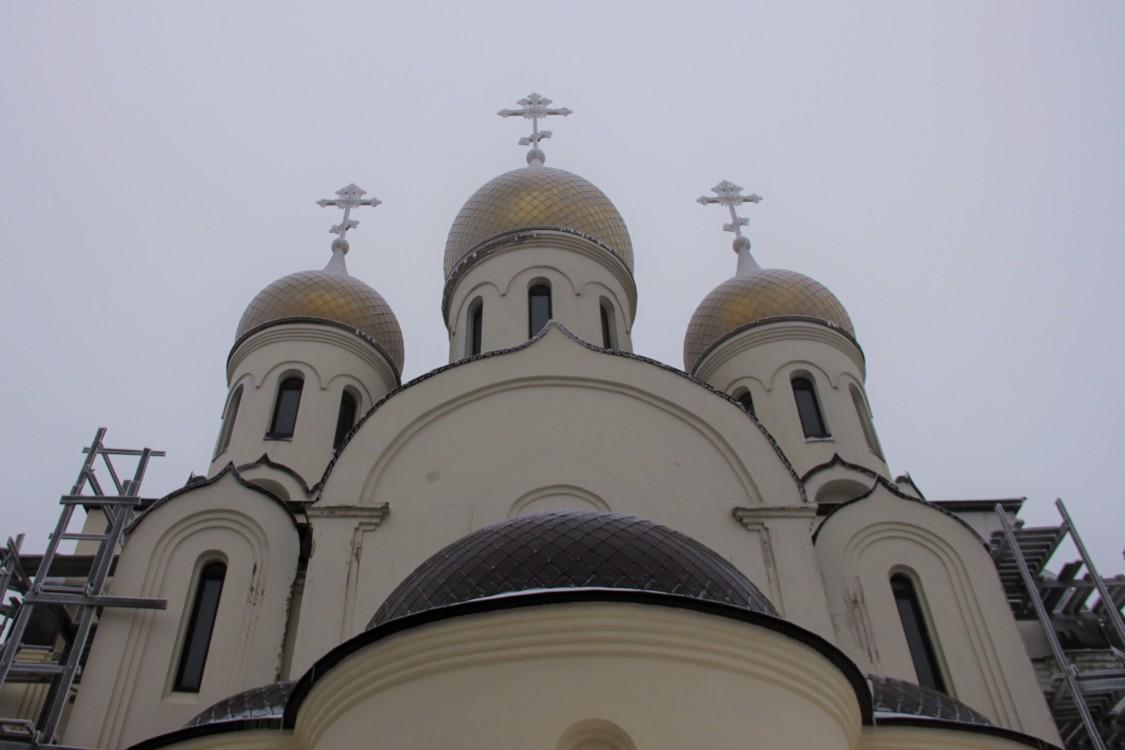 Церковь Спаса Преображения, Волгоград