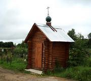 Неизвестная часовня - Спирово - Волоколамский район - Московская область