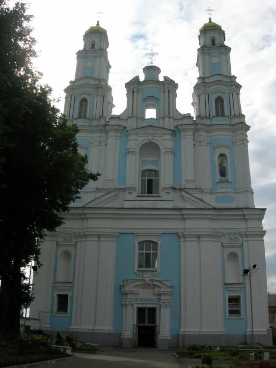 Кафедральный собор Рождества Пресвятой Богородицы, Глубокое