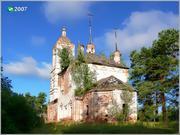 Церковь Владимирской иконы Божией Матери - Пустынка - Ковровский район и г. Ковров - Владимирская область
