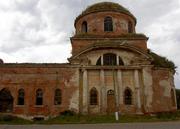 Церковь Троицы Живоначальной - Болычево - Волоколамский городской округ - Московская область