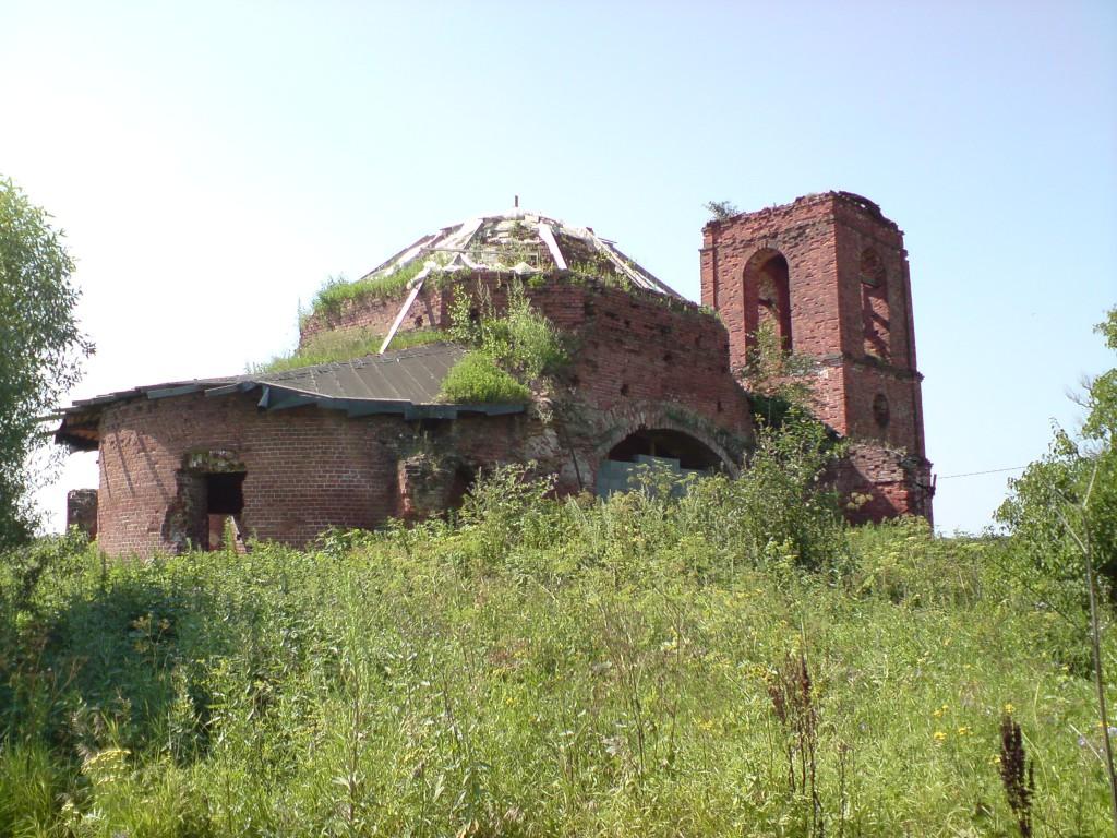 Церковь Михаила Архангела, Шатово