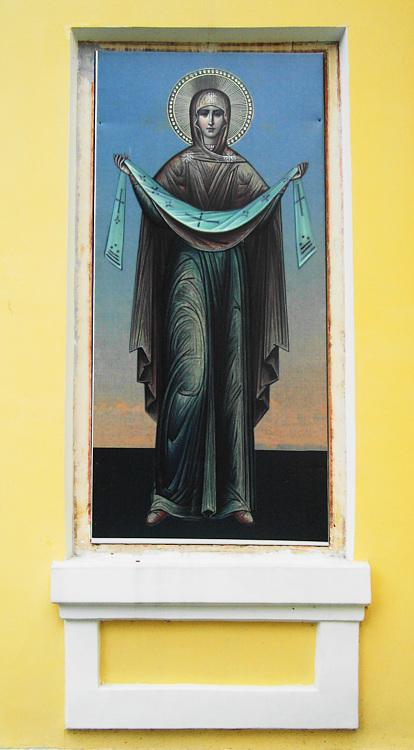 Спаса Нерукотворного Пустынь. Церковь Спаса Нерукотворного Образа, Клыково