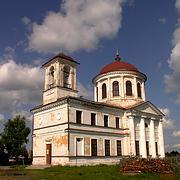 Церковь Зосимы и Савватия - Каргополь - Каргопольский район - Архангельская область