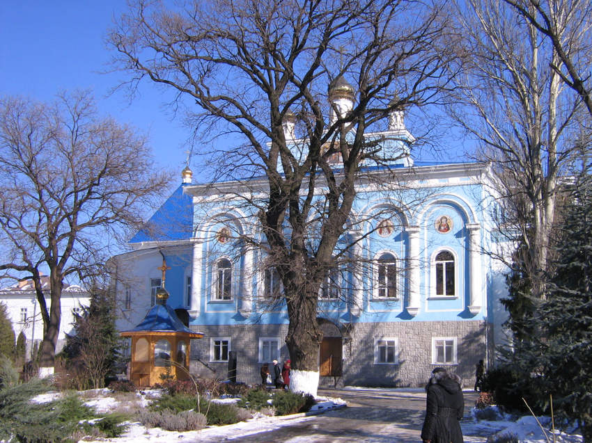 Архангело-Михайловский женский монастырь-Одесса-г. Одесса-Украина, Одесская область