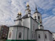 Томск. Богородице-Алексиевский монастырь. Церковь Казанской иконы Божией Матери