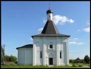 Церковь Илии Пророка - Пруссы - Коломенский городской округ - Московская область