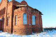 Церковь Гурия, Самона и Авива - Трёхсвятское - Малоярославецкий район - Калужская область