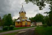 Церковь Казанской иконы Божией Матери - Любохна - Дятьковский район и г. Фокино - Брянская область