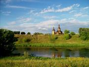 Церковь Троицы Живоначальной - Козино - Одинцовский район, г. Звенигород - Московская область
