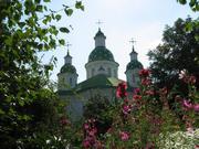 Спасо-Преображенский Мгарский монастырь - Мгарь - Лубенский район - Украина, Полтавская область