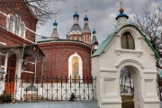 Церковь Георгия Победоносца - Игнатьево - Раменский район - Московская область