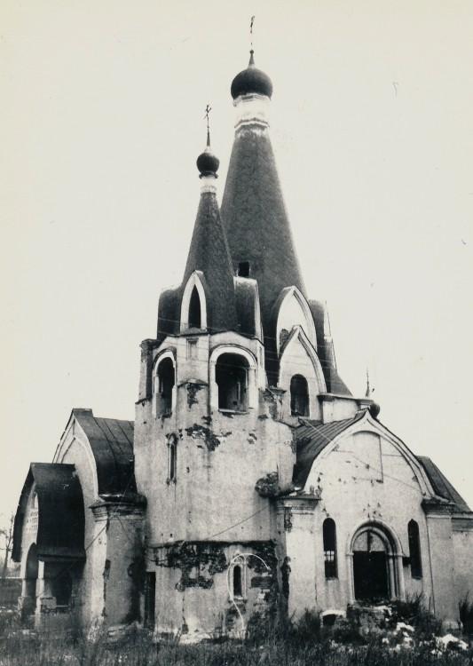 Церковь Георгия Победоносца, Новохаритоново