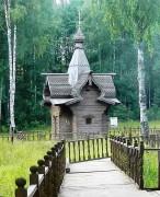 Исток Днепра. Князе-Владимирский мужской монастырь. Неизвестная часовня
