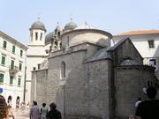 Церковь Луки Евангелиста - Котор - Черногория - Прочие страны