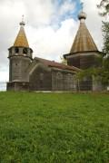Церковь Богоявления Господня - Погост - Каргопольский район - Архангельская область