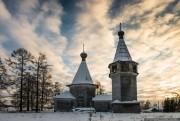 Церковь Богоявления Господня-Погост-Каргопольский район-Архангельская область-Paprika