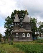 Часовня Георгия Победоносца - Низ - Каргопольский район - Архангельская область