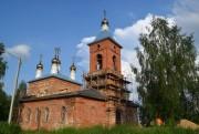 Церковь Владимирской иконы Божией Матери - Волконское - Козельский район - Калужская область