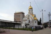 Церковь Смоленской иконы Божией Матери при железнодорожном вокзале - Челябинск - г. Челябинск - Челябинская область