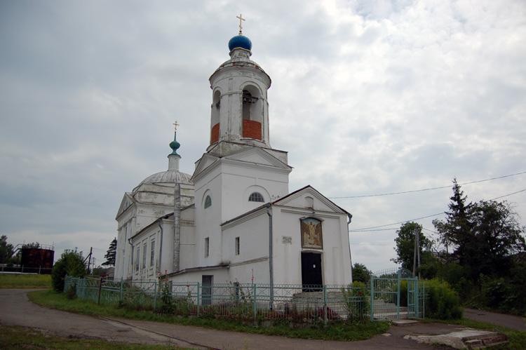 Церковь Покрова Пресвятой Богородицы, Чернь