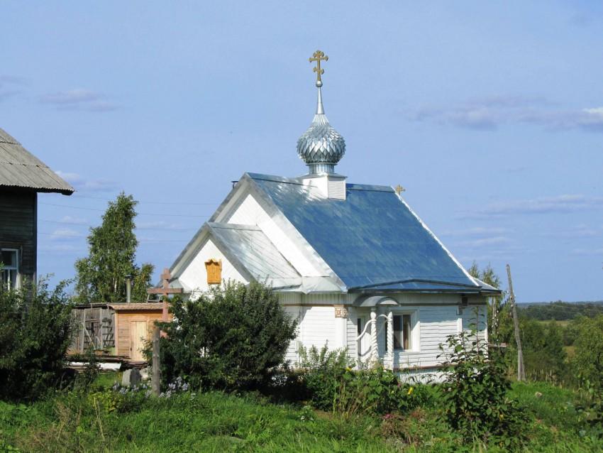 Церковь Петра иерея Черевковского, Черевково
