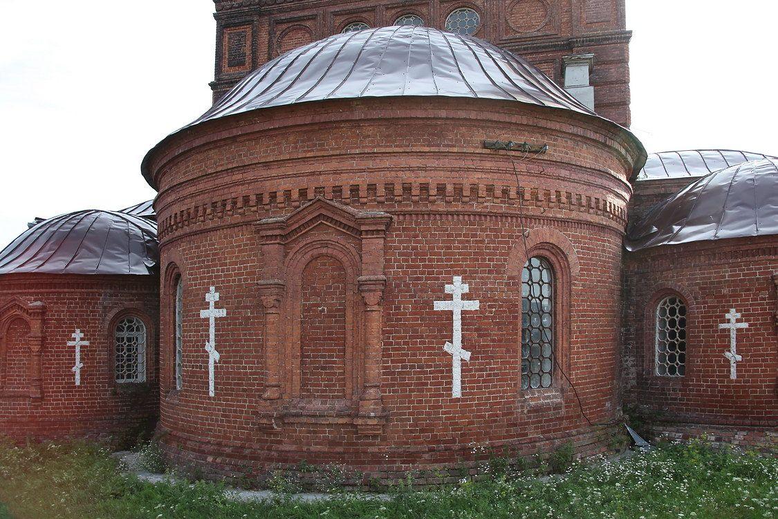 Церковь Николая Чудотворца, Кага