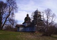Церковь Покрова Пресвятой Богородицы - Высокоселище - Суражский район - Брянская область