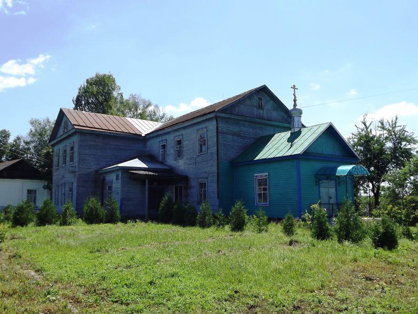 Церковь Троицы Живоначальной, Дареевичи